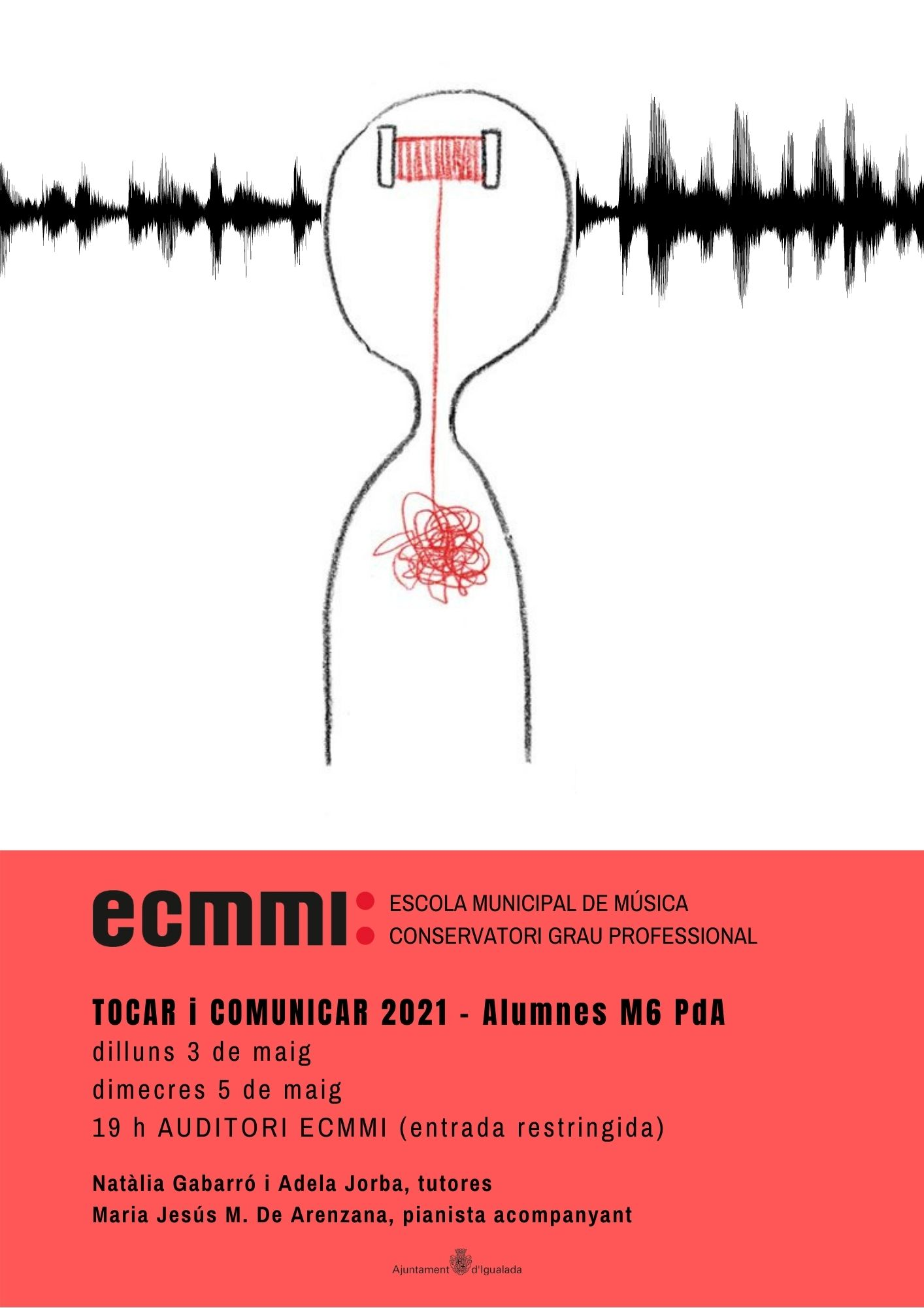 Concert Tocar i Comunicar