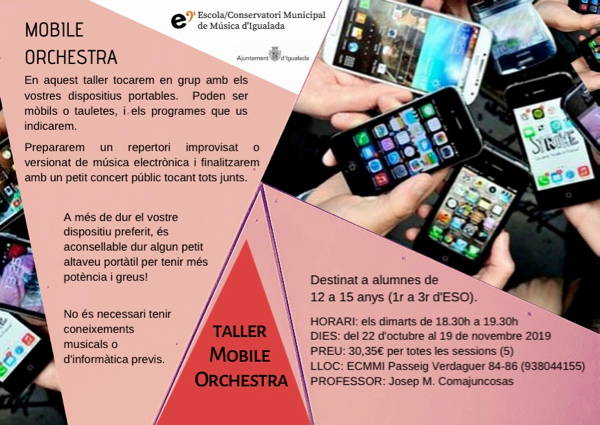 Taller Mobile Orchestra
